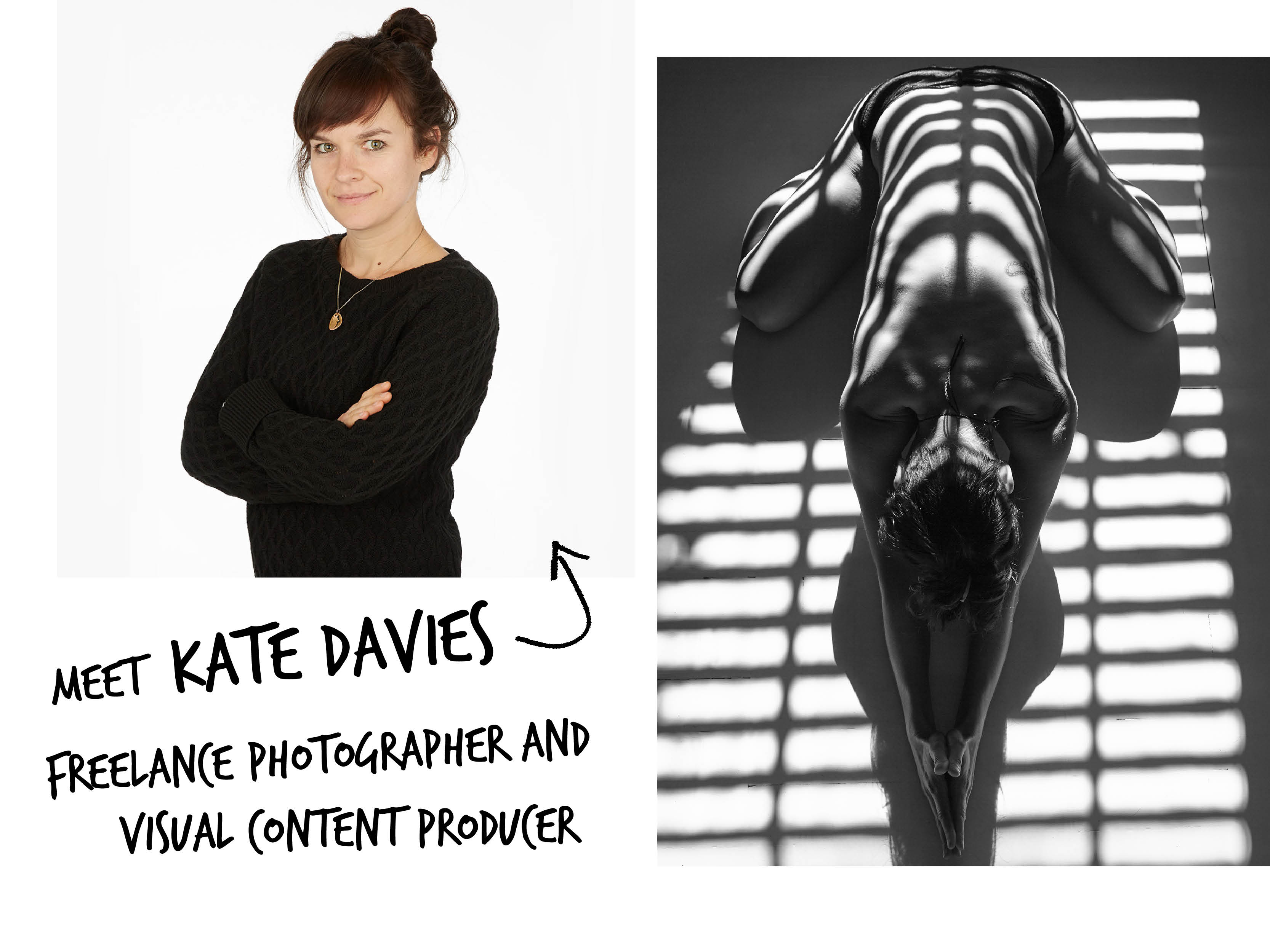 Q&A with freelance photographer Kate Davies